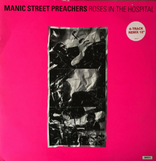 "Manic Street Preachers ‎- Roses In The Hospital (12"") (NM/VG+)"
